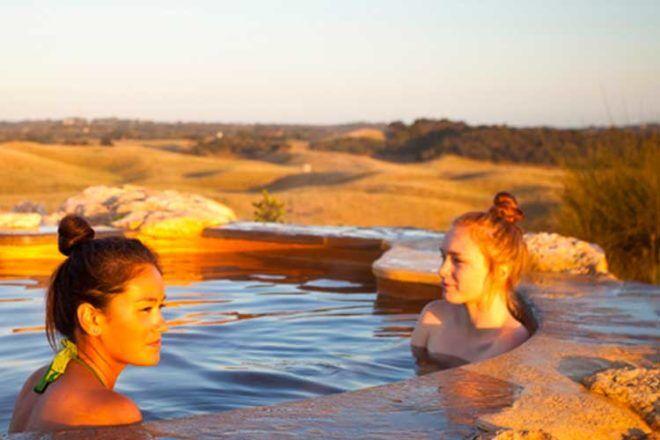 Mornington Peninsula Hot Springs girls' getaway