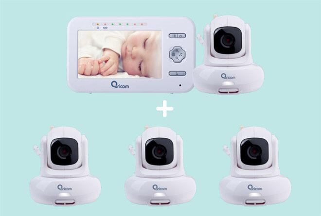 Oricom Secure850 multicamera