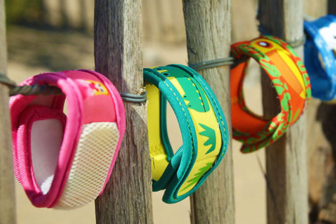 Para'Kito Wristbands and Clips for kids