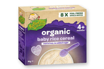 Raffety's Baby Cereal recall