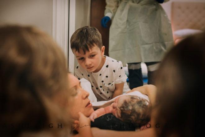 Homebirth of Selah