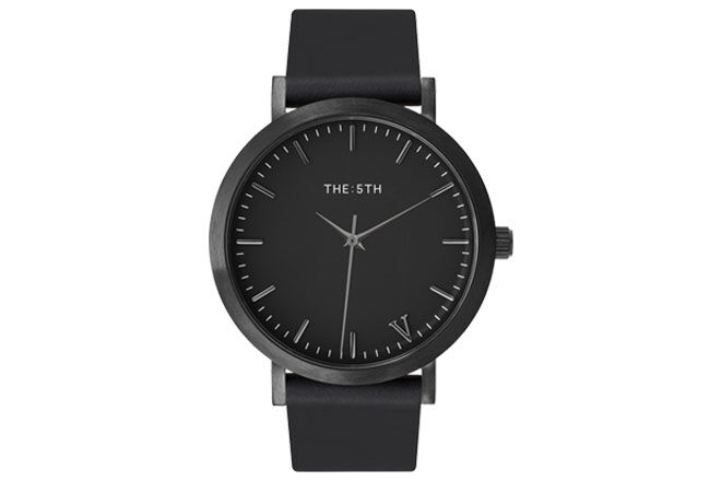 The 5th Watches, All Black