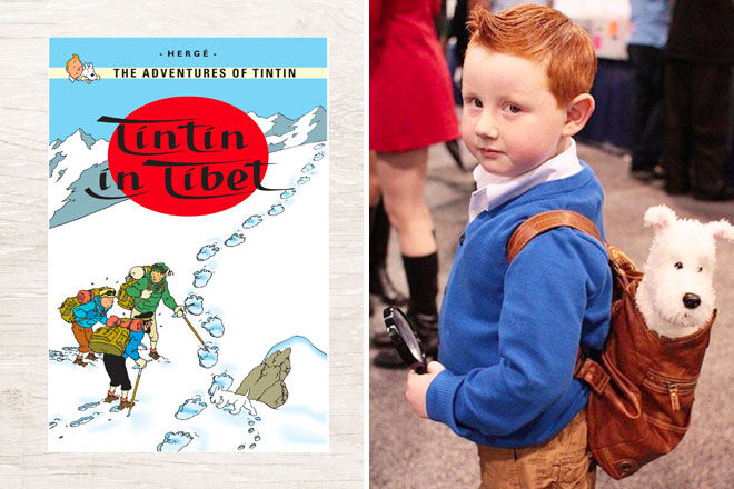 10 classic Book Week Costumes, TinTin | Mum's Grapevine