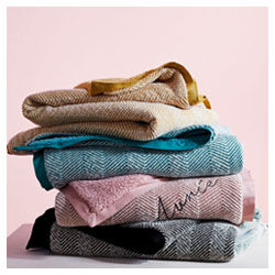West Elm and Pottery Barn Kids Sherpa Blanket