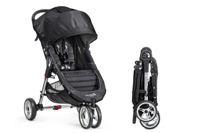 Travel pram: baby jogger city mini