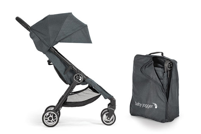 Travel Pram: baby jogger city-tour
