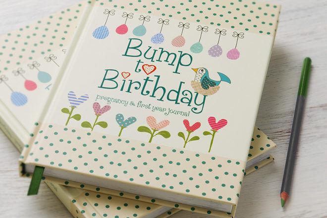 bump_to_birthday pregnancy journal