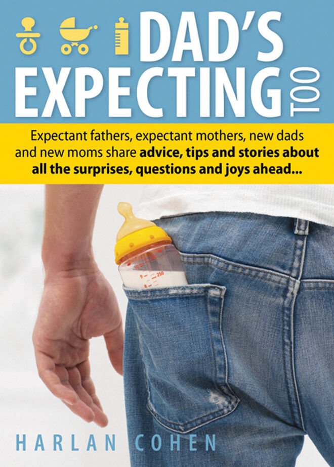 best new dad book: dads expecting too