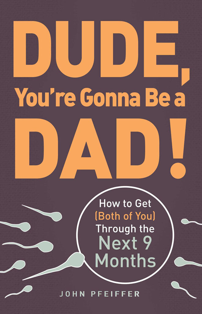 best dad book dude youre gonna be a dad
