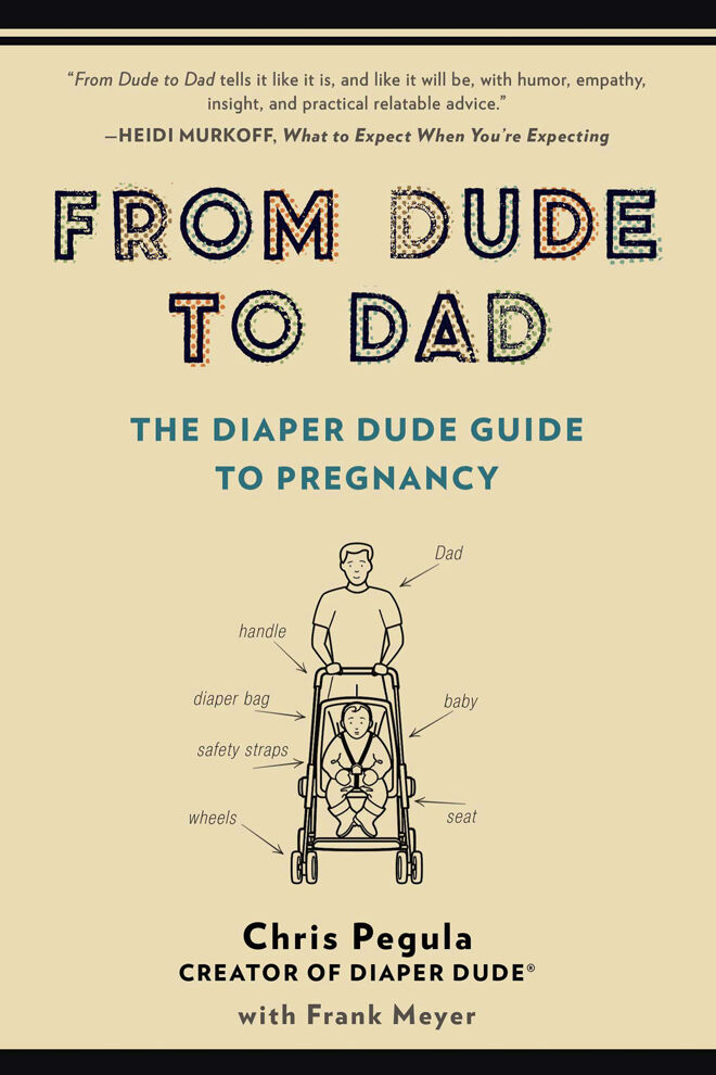 best new dad book from dude to dad