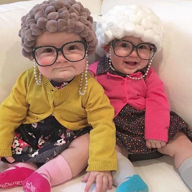 Halloween costume grandma costume