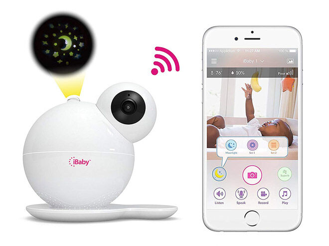 iBaby M7 Baby Monitor