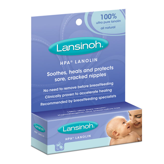 lansinoh nipple cream