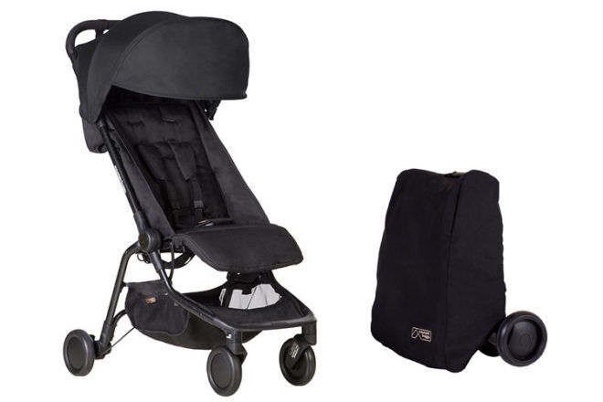Travel Pram: mountain buggy nano