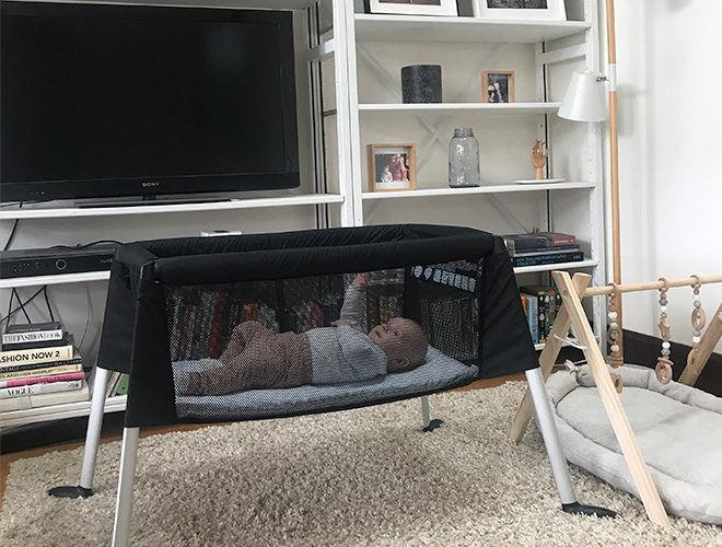 phil&teds traveller bassinet accessory