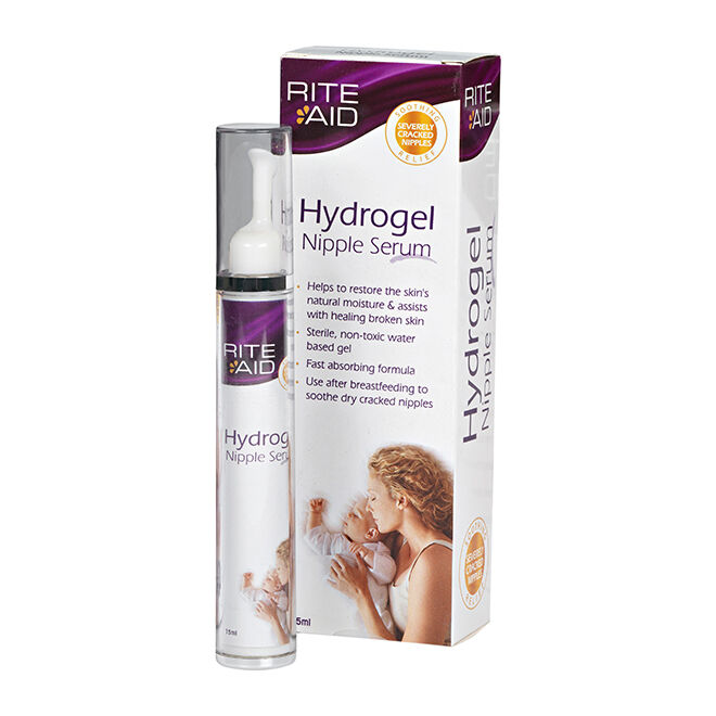 rite aid hydrogel nipple serum