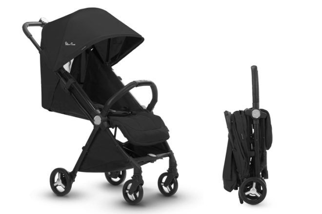 travel pram: silver cross jet