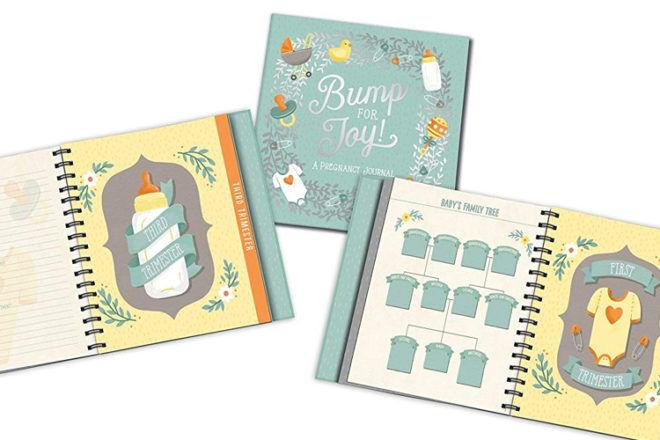 studio-oh pregnancy journal