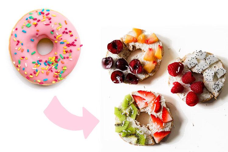 Healthy swaps for pregnancy cravings