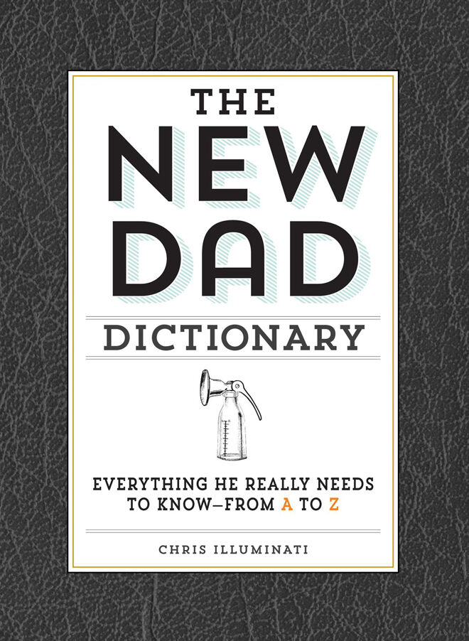 best new dad book the new dad dictionary