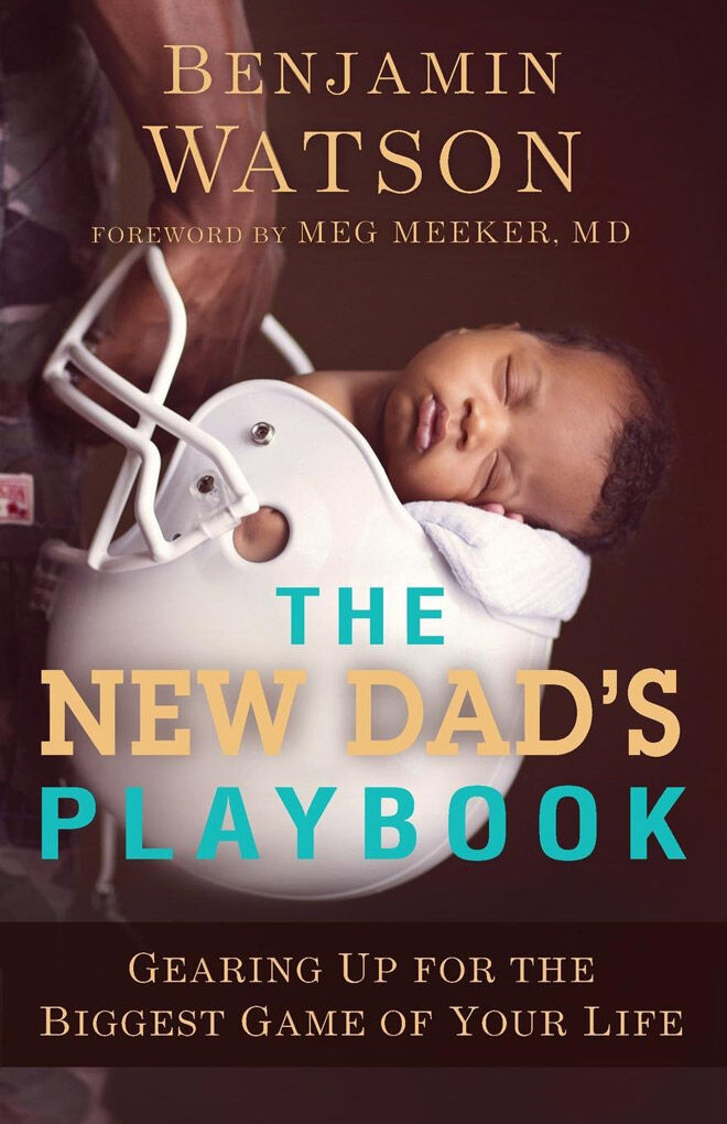best new dad book: the new dads playbook