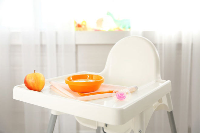 Give babies allergy foods early
