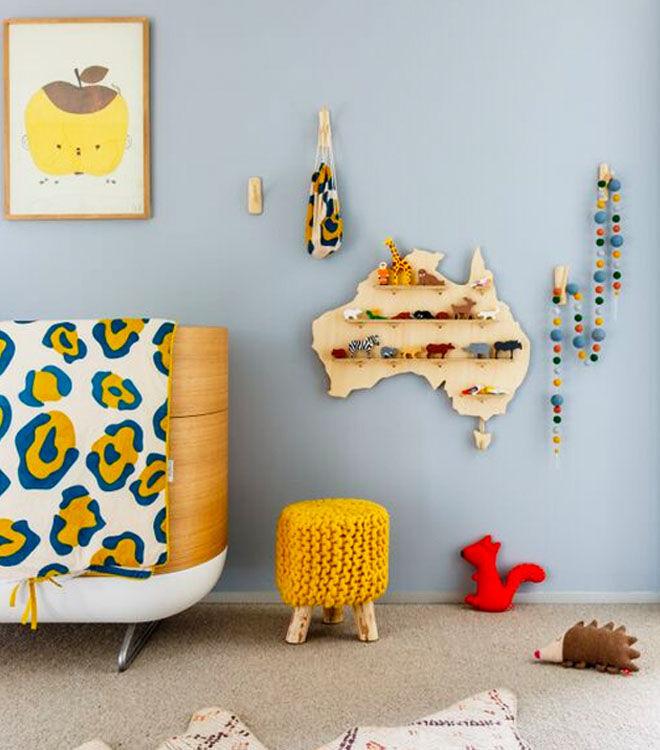 Australia nursery theme