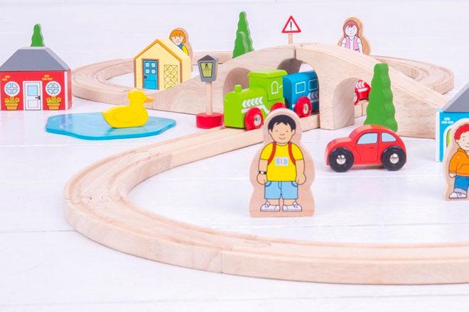 Biggins Train Set