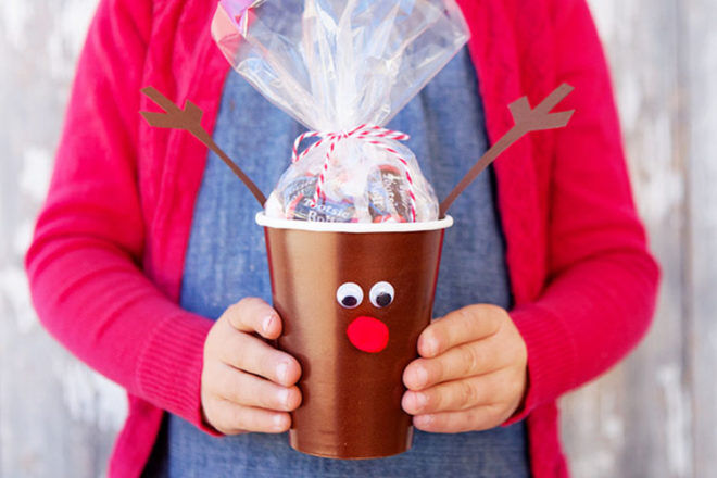 Christmas treat bags | Mum's Grapevine