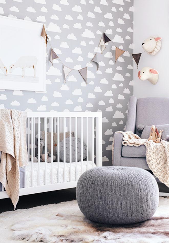 Dream nursery theme