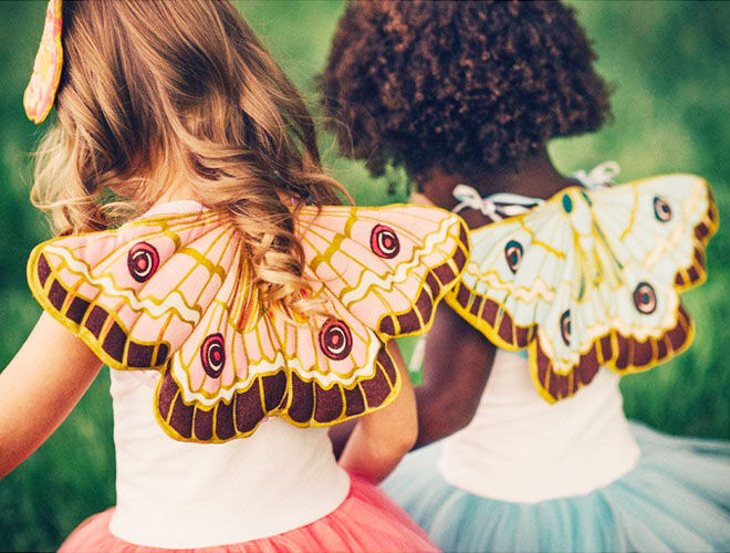 Butterfly wings for dress ups