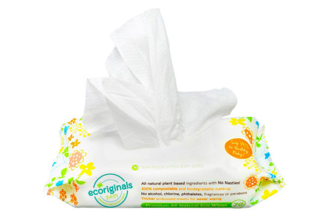 Ecooriginal Baby Wipes