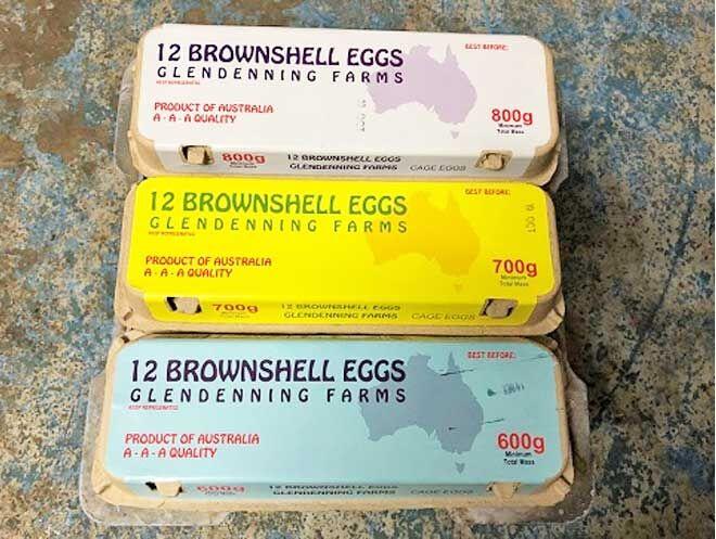 Salmonella eggs recall