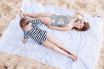 Dip, dry, repeat: 13 of the best family beach towels | Mum's Grapevine