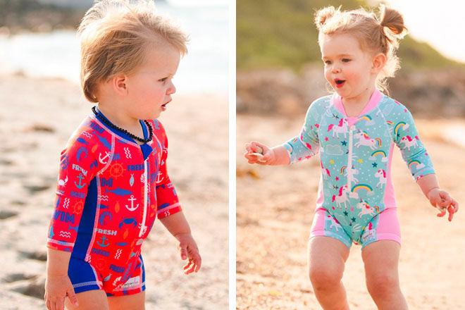 Heavenlee kids swimwear