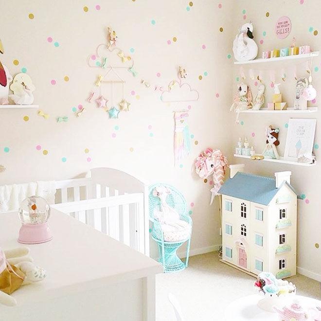 Ice cream nursery theme