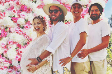 Kate Hudson baby shower