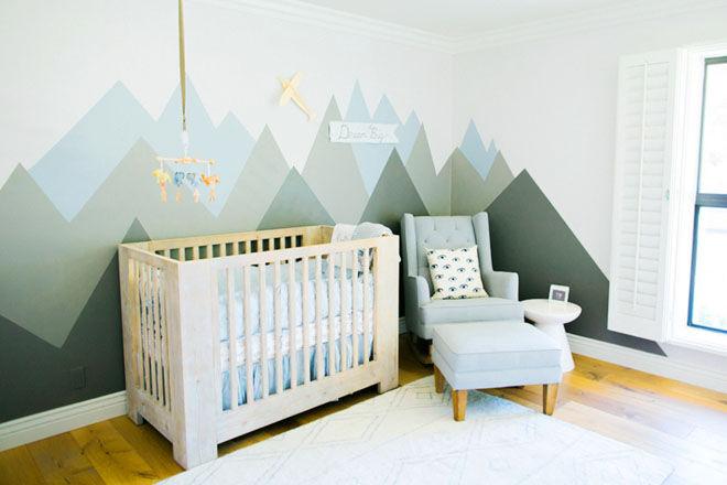Maintain nursery theme