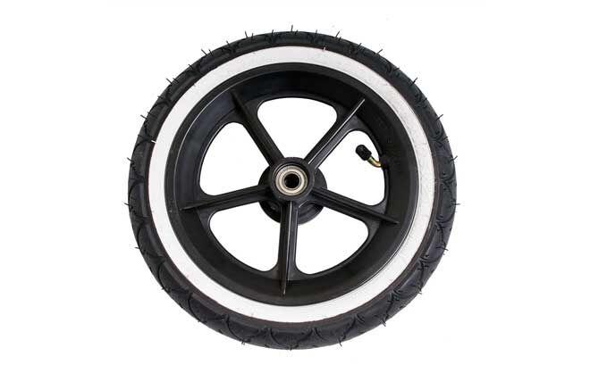 Phil&Teds air pram tyres