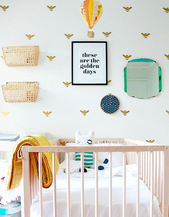 Bee nursery theme