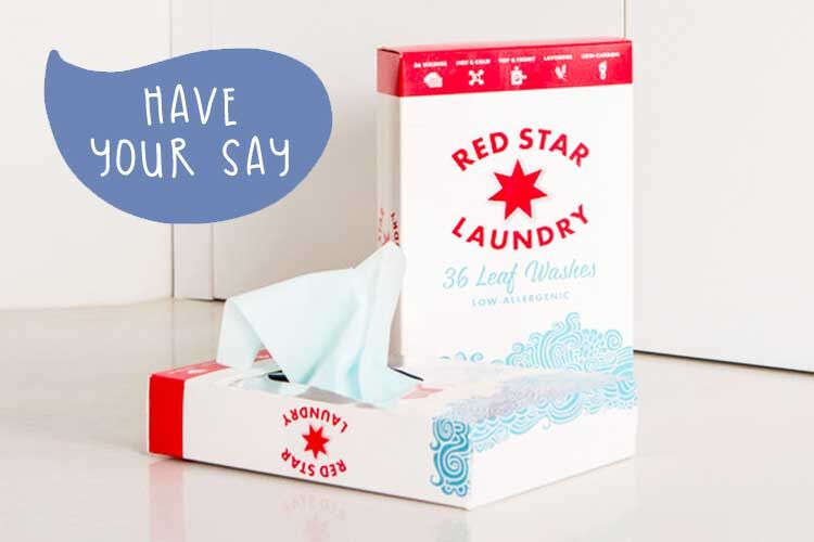 Red Star Laundry Leaf reviews