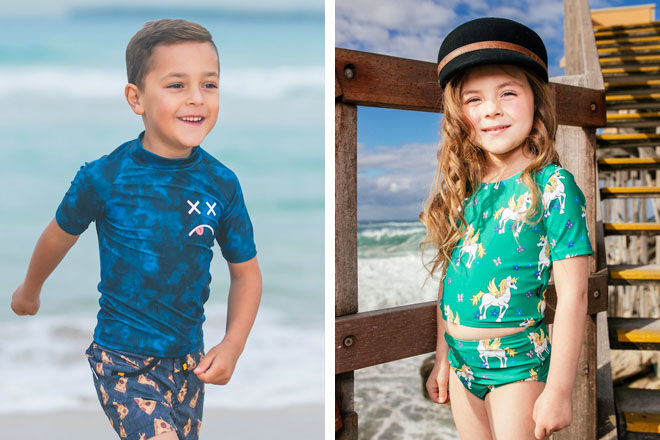 Rock your kid swimwear