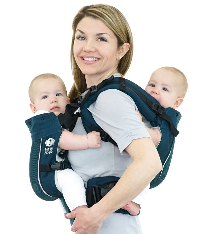 f37bd647831 Babywearing twins  what you need to know