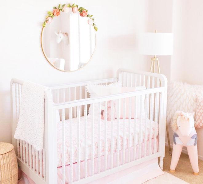 Unicorn nursery theme