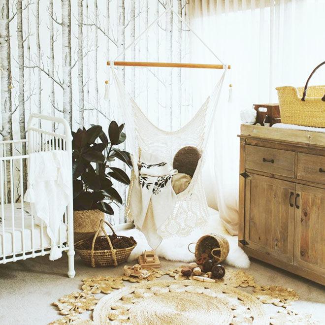 Woodland nursery theme