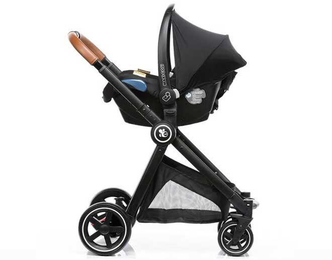 Babybee Rover travel system