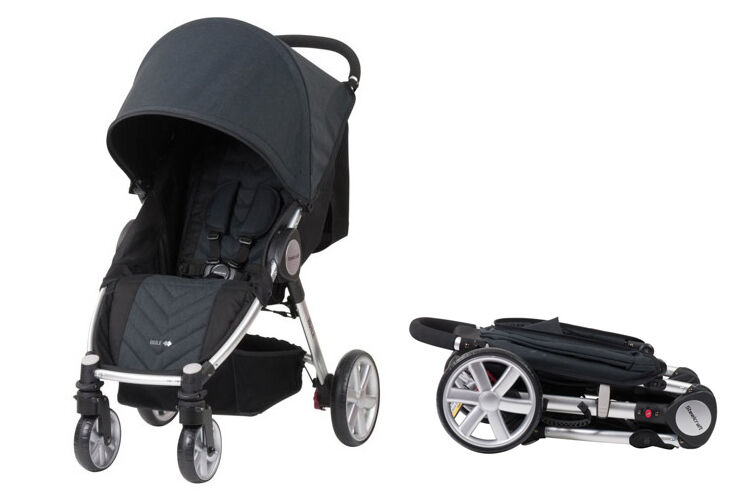 steelcraft agile travel stroller