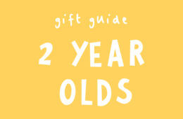 What to buy a two year old