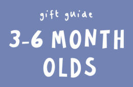 What to buy a 3 month old