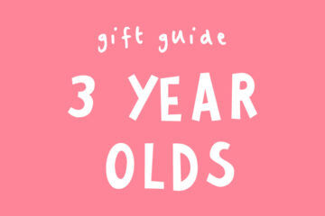 What to buy a 3 year old